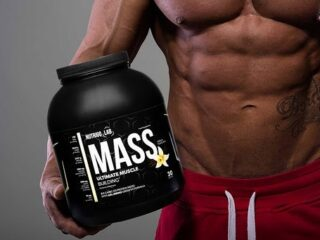 Nutrigo Lab Mass Gainer