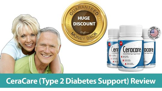 Ceracare Reviews 2021 | Does Ceracare Work For Diabetes?