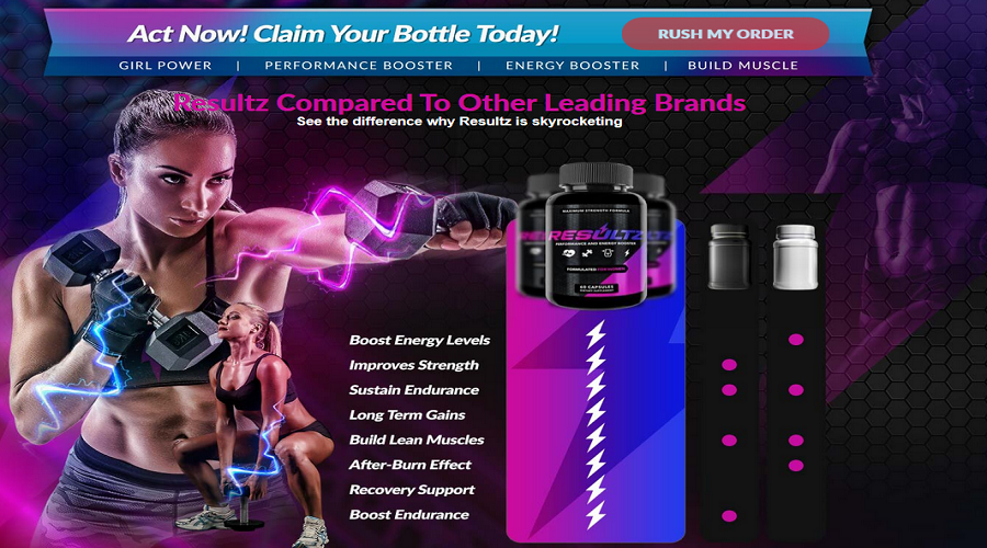 Resultz Boost   Performance & Energy Booster Supplement   Hurry!!!!