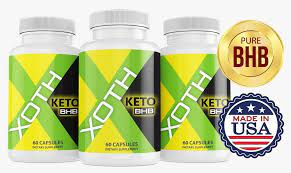 Xoth Keto BHB: It 100% Works and it's Better for your Health! [Xoth Keto BHB Pills]